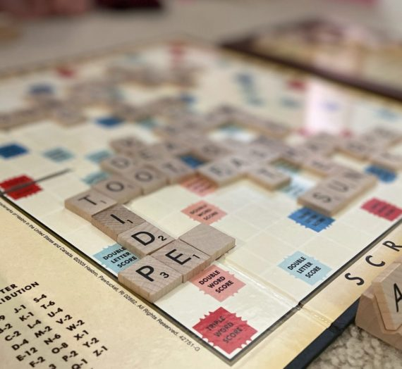 Our Scrabble Hack